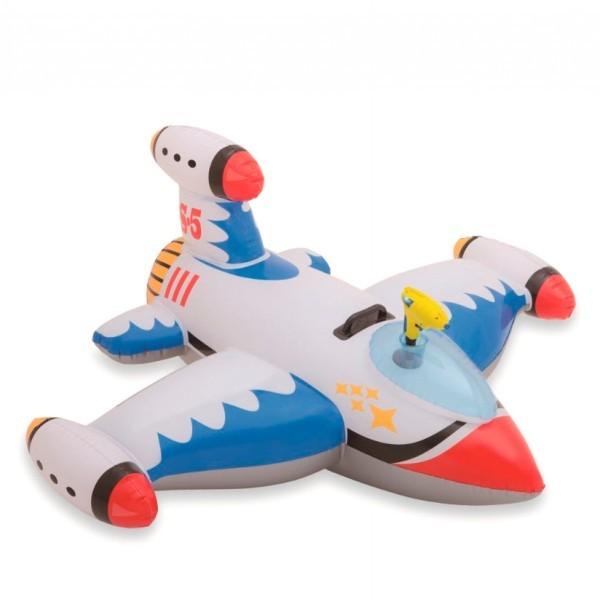 Игрушка для плавания верхом WATER GUN SPACESHIP RIDE-ONS 147*127 см Intex (57539) купить оптом и в розницу