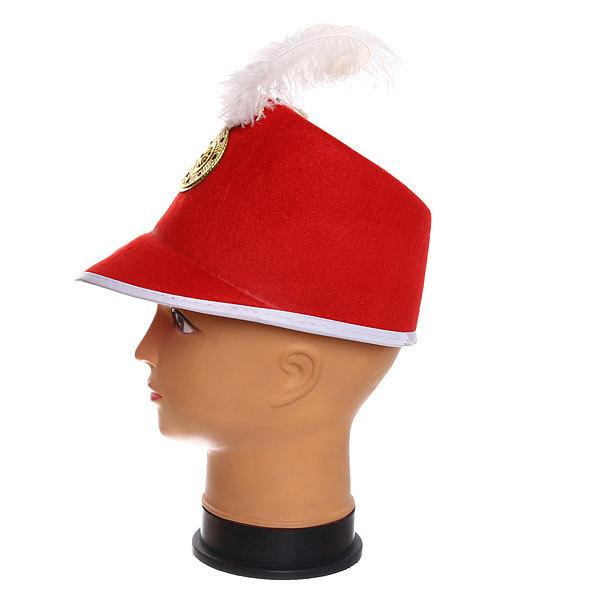 Шляпа карнавальная ″ Наездник с пером″ купить оптом и в розницу