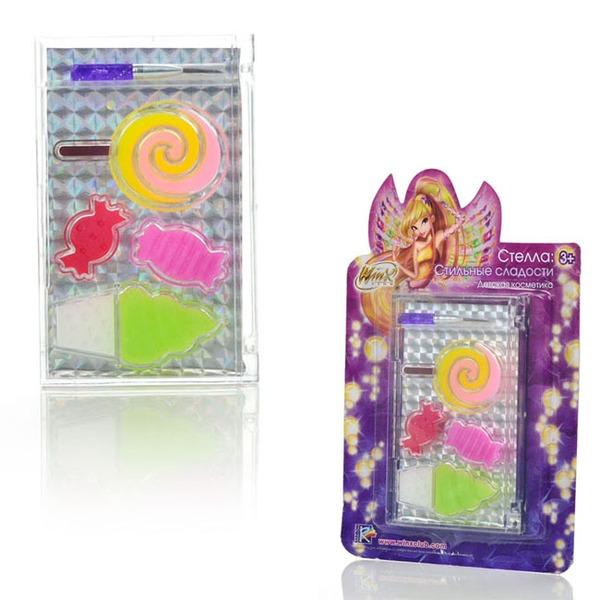 Набор косметики WINX Стелла Стильные сладости WINX1507-012 купить оптом и в розницу