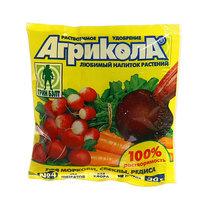 Удобрение минеральное Агрикола 4 пак. 50 г морковь, свекла, редис (100) купить оптом и в розницу