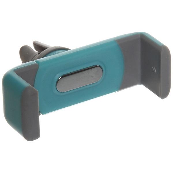 Держатель для телефона автомобильный зажим, крепление на решетку вентилятора, цвет микс купить оптом и в розницу