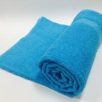 Полотенце махровое 30х60 цв.бирюзовый Марьины узоры купить оптом и в розницу
