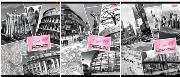 """Тетрадь 48л.кл.скрепка HATBER, """"Любимый город"""" купить оптом и в розницу"""