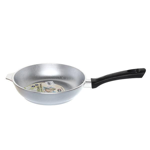Сковорода 22 см литой алюминий КМ-с221 купить оптом и в розницу