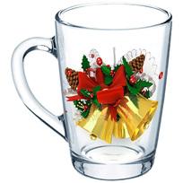 Кружка 300мл ″Новогодний подарок″ 1334 купить оптом и в розницу