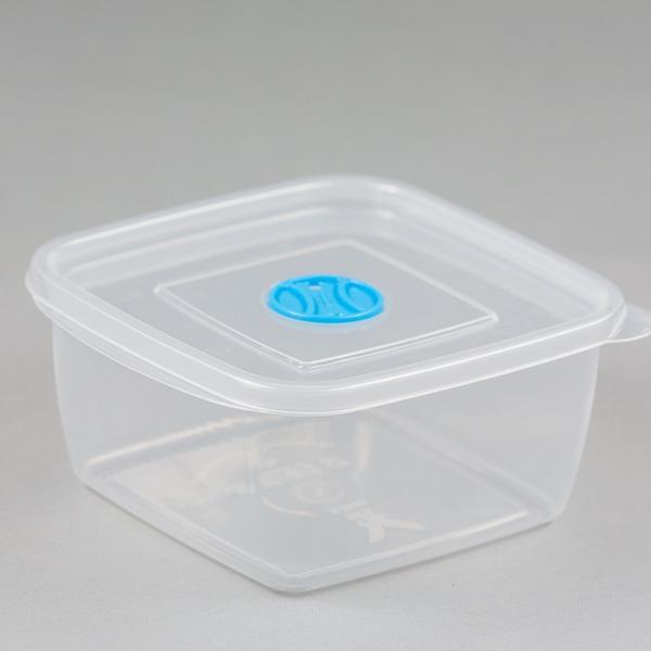 Бутербродница СВЧ квадр. 1,0 л. 1/30 купить оптом и в розницу