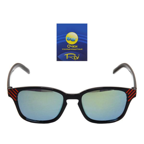 Очки солнцезащитные ″Стиль-зеркальные″ 644-3 купить оптом и в розницу