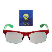 Очки солнцезащитные ″Стиль-коллекция зеркальные″ 644-6 купить оптом и в розницу