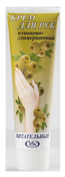Крем для рук ИРИС ″Лимонно-глицериновый″ туба 100мл. купить оптом и в розницу