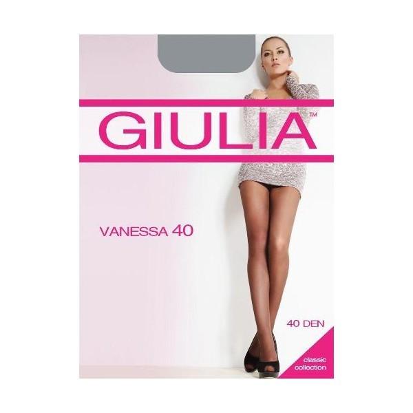Колготки женские GIULIA / VANESSA 40 (cappuccino), р. 2 купить оптом и в розницу