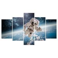 Картина модульная полиптих 75*130 Космос диз.1 5-02 купить оптом и в розницу