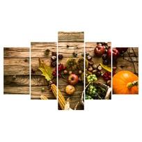 Картина модульная полиптих 75*130 Еда диз.2 7-02 купить оптом и в розницу