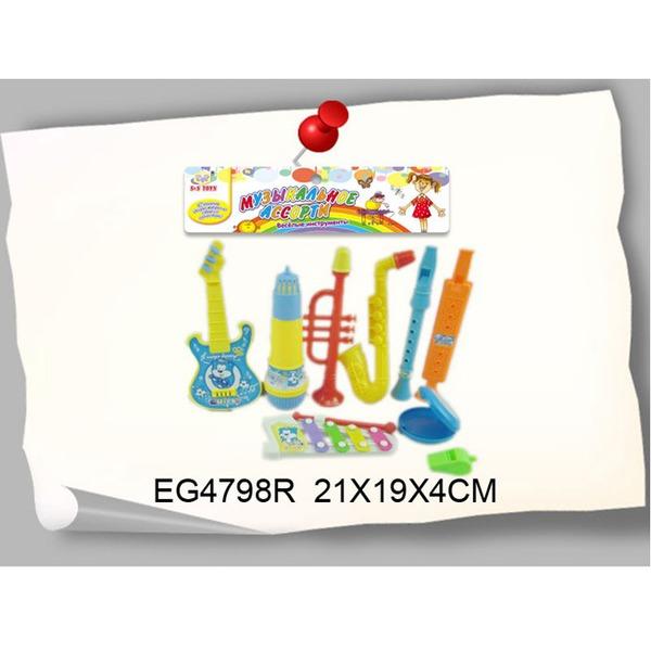 """Набор муз. инструментов 6649SR/4798EGR BEST""""ценник купить оптом и в розницу"""