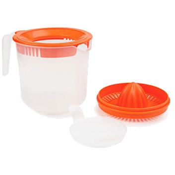 Набор для кухни 2 в 1 (мандарин) купить оптом и в розницу
