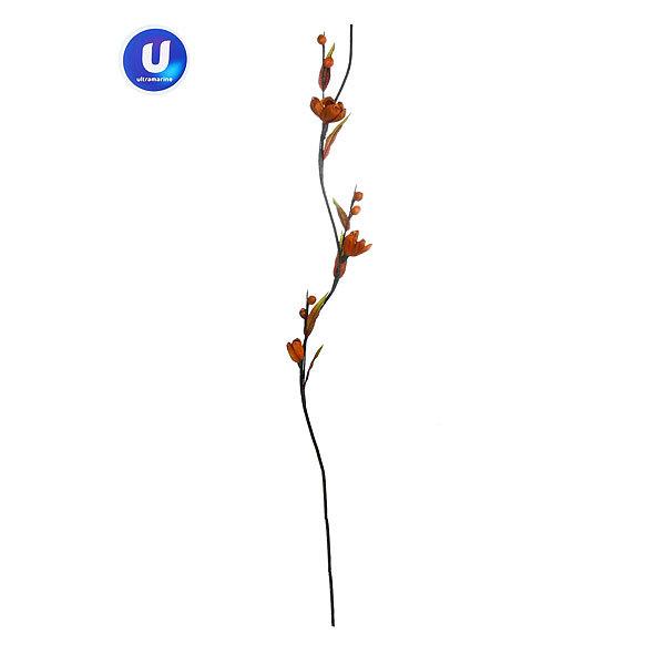 Цветок искусственный 150см ветка Тюльпаны купить оптом и в розницу