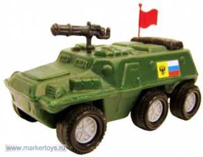 Автомобиль Патриот БМП Ягуар С-67-Ф /40/ купить оптом и в розницу