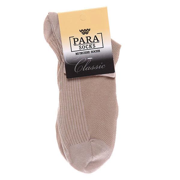 Носки мужские PARA Socks, цвет светло-бежевый р. 25 купить оптом и в розницу
