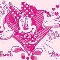 ПЦ-2602-1738 полотенце 50х90 махр п/т Minnie Love цв.10000 купить оптом и в розницу