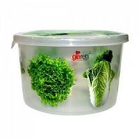 Емкость для продуктов Браво Салат круглая 0,75 л*40 купить оптом и в розницу