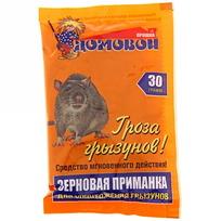 Зерно от грызунов ″Гроза″ пакет 30 гр. купить оптом и в розницу