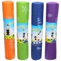Коврик для йоги с принтом 3 мм (173х61х0,3) купить оптом и в розницу