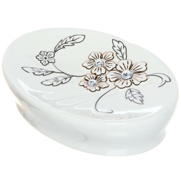 Набор для ванной из 5-ти предметов керамический B17437-5 купить оптом и в розницу