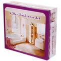 Набор для ванной из 4-х предметов керамический B14186 купить оптом и в розницу