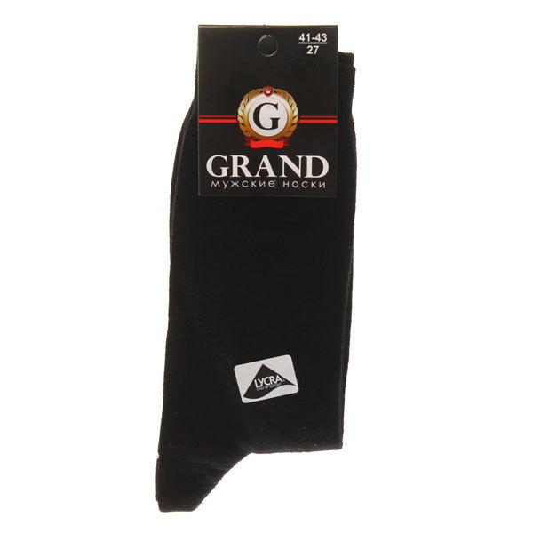 Носки мужские GRAND чёрный р. 29 (М-105) купить оптом и в розницу