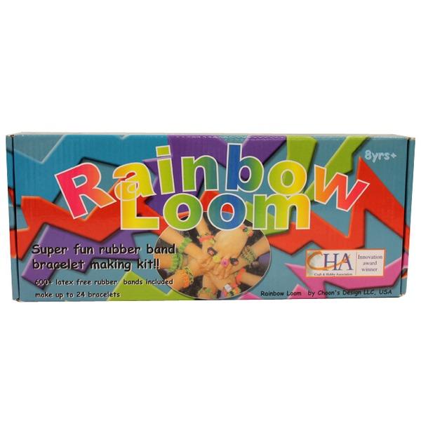 Набор ДТ Изготовление браслетиков RAINBOW LOOP 600 шт. 010BN СМАЙЛЦЕНА купить оптом и в розницу