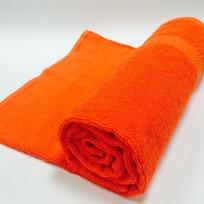 Полотенце махровое 30х60 цв.коралловый Марьины узоры купить оптом и в розницу