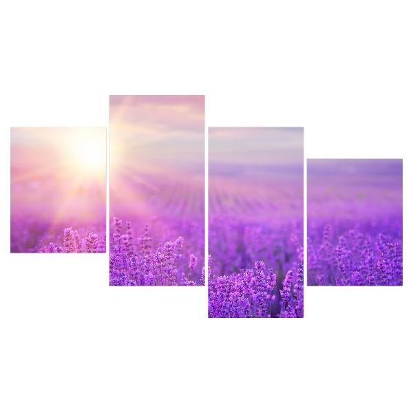 Картина модульная полиптих 60*129 Природа диз.30 90-03 купить оптом и в розницу