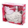 Дозатор для жидкого мыла с подставкой под губку B14195 купить оптом и в розницу