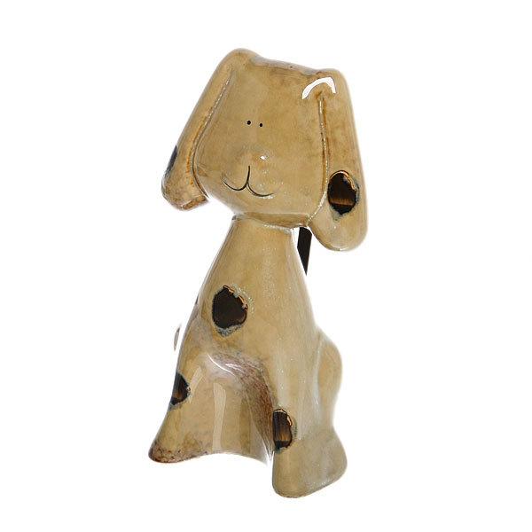 Статуэтка из керамики ″Собачка Мисси″ 16см 5A015 купить оптом и в розницу