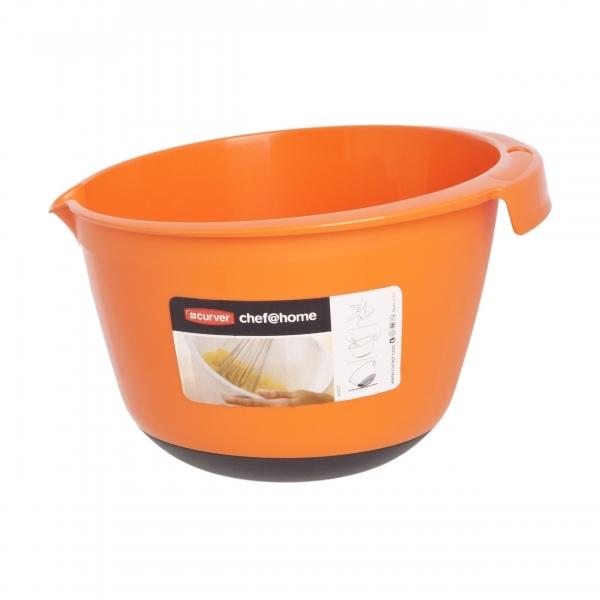 Кухонная миска chef@home 1,8 л оранж Curver./ *6 шт купить оптом и в розницу