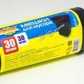 пакеты д/мусора в рулоне 30л/30шт. (крепак) 1*50 купить оптом и в розницу