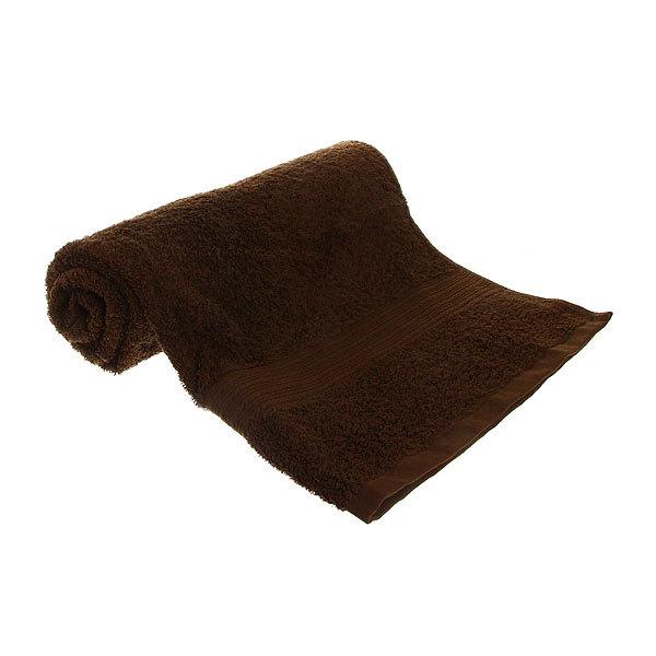 Махровое полотенце 70*140см темно-оливковое ЭК140 Д01 купить оптом и в розницу