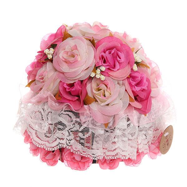 Шкатулка ″Розы″ в виде сердца 12*15см купить оптом и в розницу