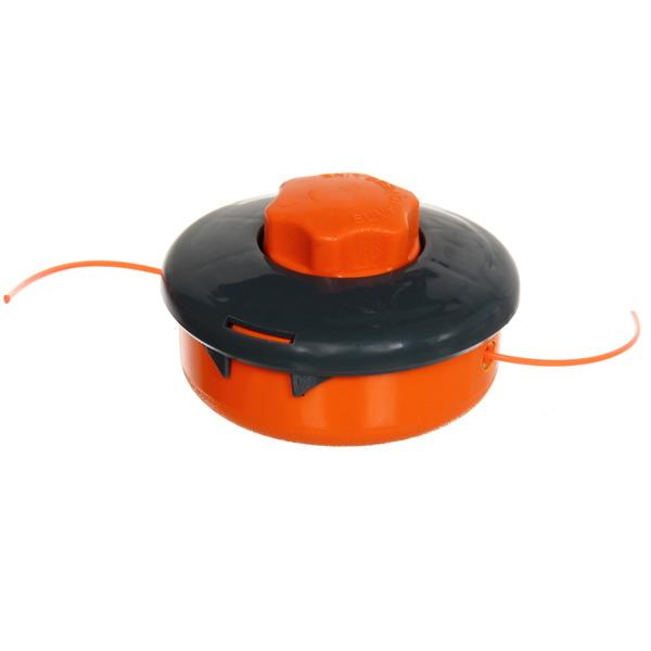 Катушка для триммера усиленный пластик, оранжевый купить оптом и в розницу