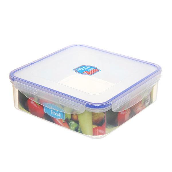 Контейнер пластиковый пищевой ″Safe&Fresh″ 1,6л, герметичный купить оптом и в розницу