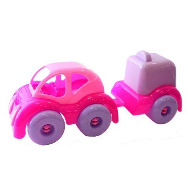 Автомобиль Малышка с фургоном 31844 /Плэйдорадо/15/ купить оптом и в розницу