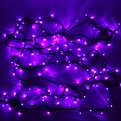 Гирлянда светодиодная уличная 20 м, 300 ламп LED, Фиолетовый, 8 реж купить оптом и в розницу