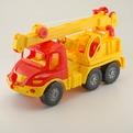 Автомобиль Атлантис кран 0640 /Colorplast/ купить оптом и в розницу