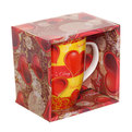 Кружка керамическая 300мл ″Любовь″ в подарочной коробке GB17 купить оптом и в розницу