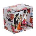 Кружка керамическая 280мл ″Кошкин дом″ в подарочной коробке GB5 купить оптом и в розницу