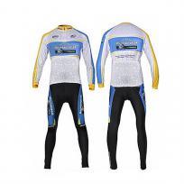 Велоодежда Комплект 3 (майка дл. рукав+брюки) р-р XL купить оптом и в розницу