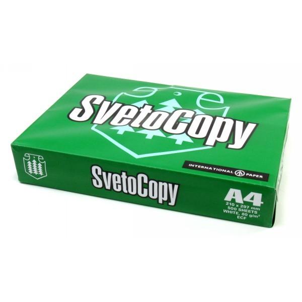 Бумага писчая А4 SvetoCopy (5) купить оптом и в розницу