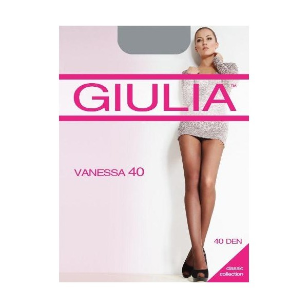 Колготки женские GIULIA / VANESSA 40 (cappuccino), р. 3 купить оптом и в розницу