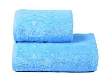 ПЦС-3501-2525 полотенце 70x130 махр  цв.135 купить оптом и в розницу