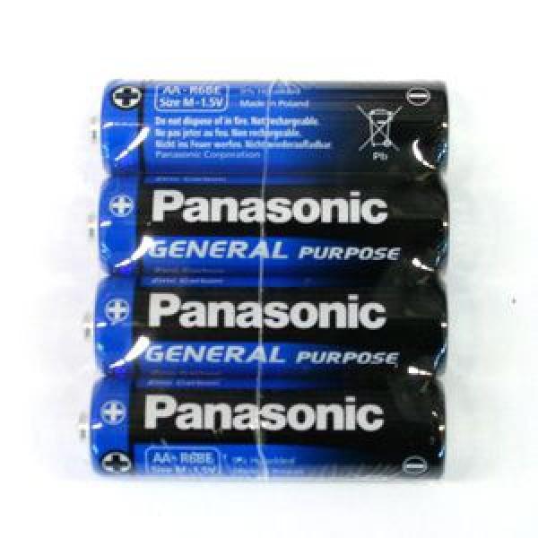 Элемент питания Panasonic R6 Gen.Purpose/пленка 4шт ,1.5В (1/15) купить оптом и в розницу