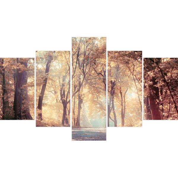 Картина модульная полиптих 75*130 Природа диз.5 8-02 купить оптом и в розницу
